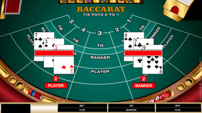 Online Baccarat Games at W88