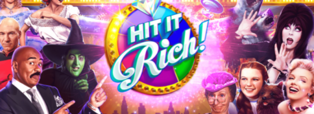 Hit It Rich Breakfast Coins available online